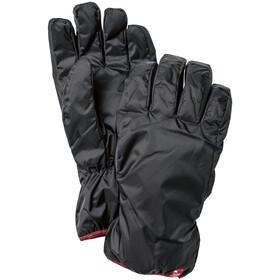 Hestra Swisswool Merino Liner 5-Finger Handschuhe black